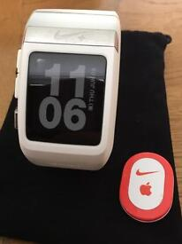 Nike+ GPS running watch