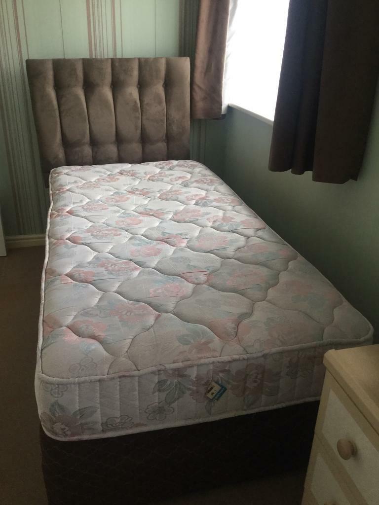 Picture of: Single Divan Bed In Exeter Devon Gumtree