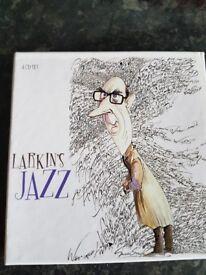 Larkins Jazz 4 x cd box set
