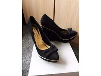 Dorothy Perkins Wedge Heels- Size 7