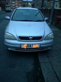 Vauxhall Astra club 1.6