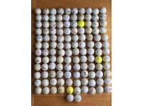 Golf Balls 122