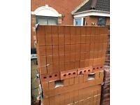 Bricks - Hanson 65mm Kirton Brown Rustic