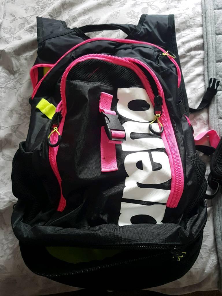 62b7bf157650 Arena Fastpack 2.1 Backpack Pink