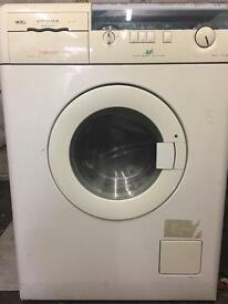 Zanussi washing machine and dryer