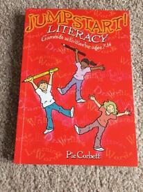 Jumpstart Literacy Pie Corbett