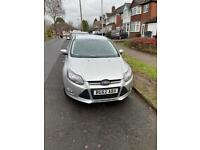 FORD FOCUS 1.6 DIESEL SILVER EXCELLENT DRIVE