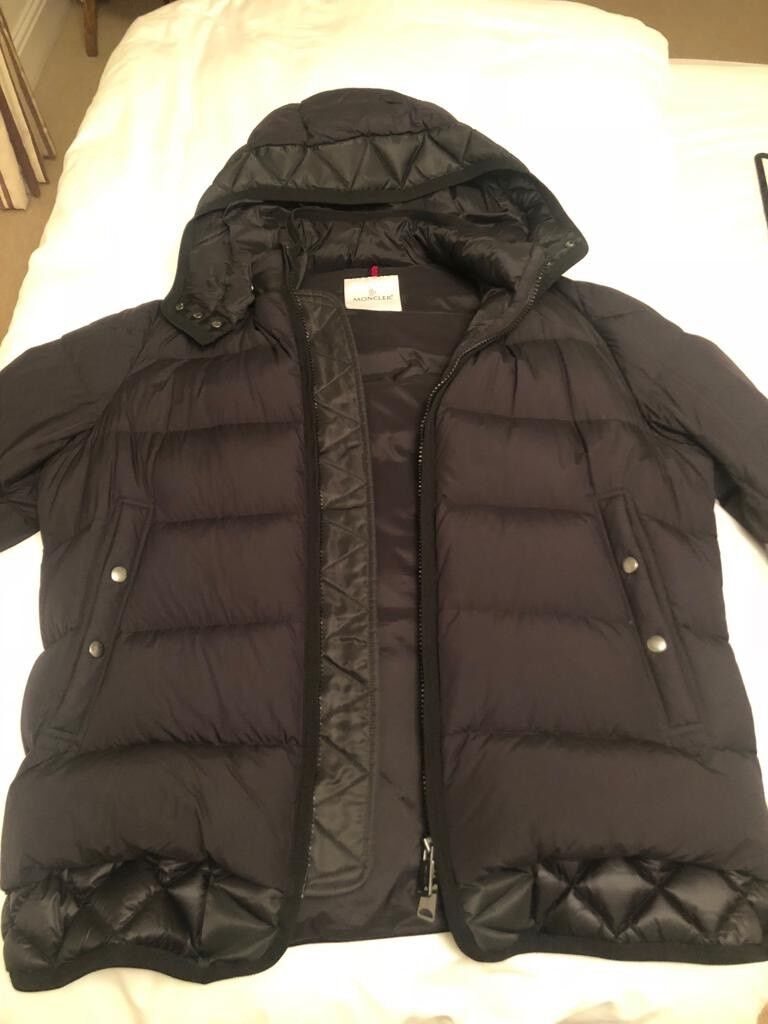 e1d45a365 Original Moncler Tanguy jacket size 5 | in Canary Wharf, London | Gumtree