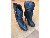 Carvela ankle boots, new