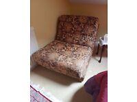 Single Fold up sofa bed
