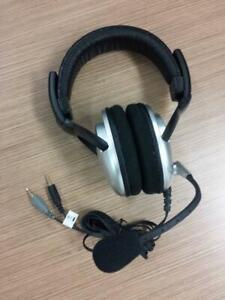 KOSS SB45 Communication Stereo Earphones  Headset with microphone
