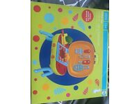 Kids cook and carry BBQ set
