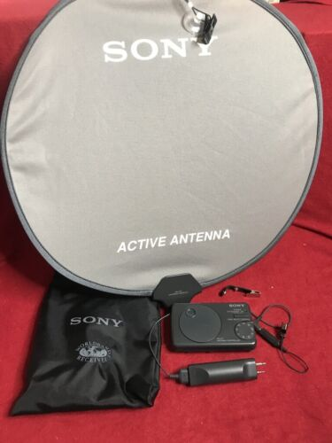 Sony AN-LP1 Active Shortwave Antenna  (NR)