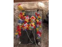 2 x sets Hawaiian fancy dress £5 each