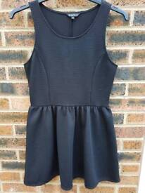 Black stretch dress for 16 years