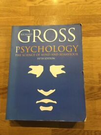 Gross Psychology study book