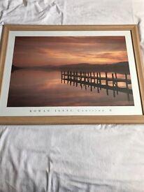 Rowan Isaac Coniston 2 framed print