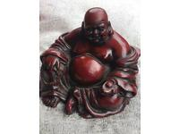 Old Chinese lucky buda