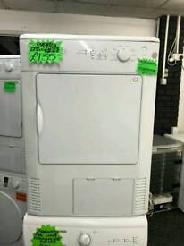 BEKO 7KG CONDENSER DRYER IN WHITE