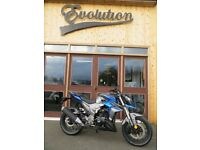 EVOLUTION MOTOR WORKS - Lurgan - Lexmoto 125 VIPER - £2299 OTR. Finance subject to status