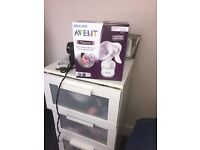 Avent manual breast pump. Brand new in box never used.