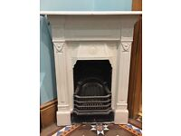 Cast Iron Edwardian Fireplace