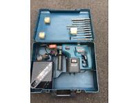 Bosch24v sds cordless drill