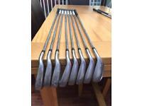 Taylormade RAC set of irons