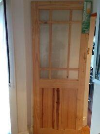 Pine Door-Brand New