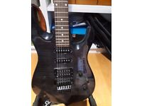 Westfield Electric Guitar and accessories