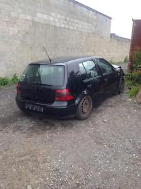 For parts gt tdi golf 1.9