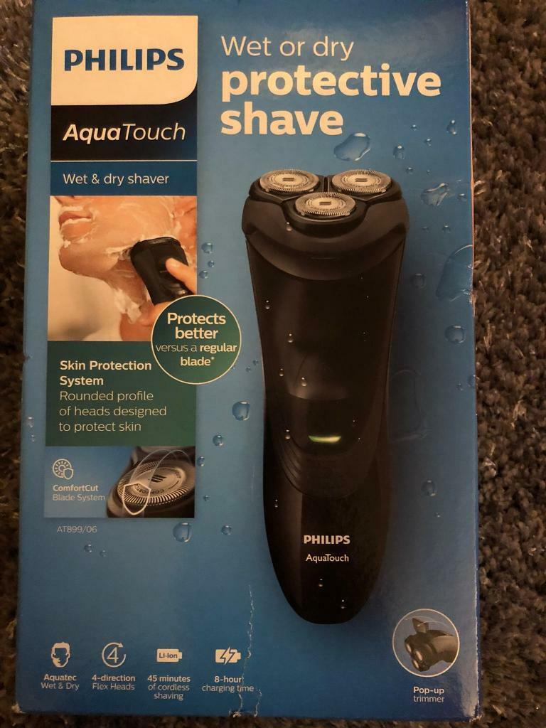 Philips proactive shave