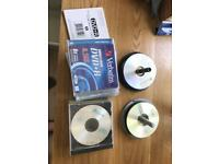 DVD R and CD R Blanks over 50