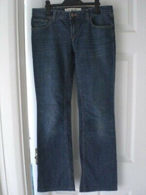 GAP ladies Boot Cut Stretch blue jeans W 30 good condition