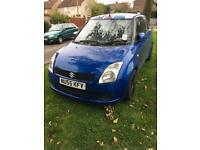 Suzuki Swift 1.3 79k 11 months Mot.