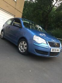 VW Polo 06 plate 2 door facelift model