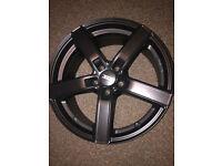"honda Legend Prelude S2000 brand new Alloy wheels 18"" inch Subaru impreza WRX STI alloys wheel"