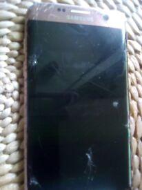 Samsung S7edge + Samsung Flame both broken