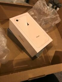 IPHONE 8 64GB NEW SEALED