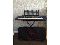 Yamaha keyboard & accessories