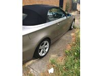 BMW 1 series convertible 120i **offer me**