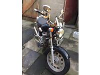 Keeway 124cc motobike spares or reapir