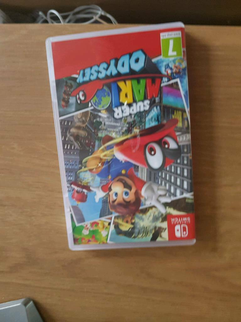 Mario odyssey for Nintendo switch | in Swindon, Wiltshire