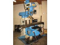EXCEL PKTM380VA TURRET MILLING MACHINE
