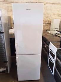 Hisense Fridge Freezer (6 Month Warranty)