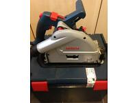 Bosch plunge saw 240v (NEW) GKT 55 GCE professional