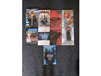 Various Graphic Novels/Comic Books. DC, Batman, Superman **PRICES IN DESCRIPTION**