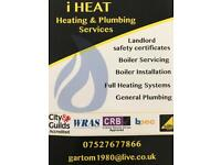 'i heat' - Heating & Plumbing Gas Safe Registered Engineer
