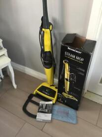 Steam mop & floor sweeper