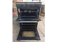Indesit electric built in double oven